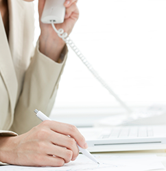 How Best to Take a Telephone Message | DEDICATED